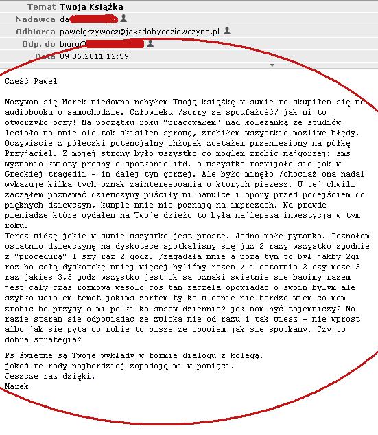 jak-zdobyc-dziewczyne.pl - opinia Marka